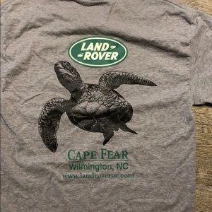 Land Rover Sea Turtle T-shirt